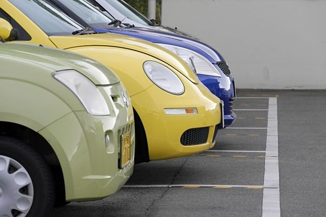 買い替えたら入らない!を防ぐため、車の買い替えの際はアパート・マンションの駐車スペースをご確認ください