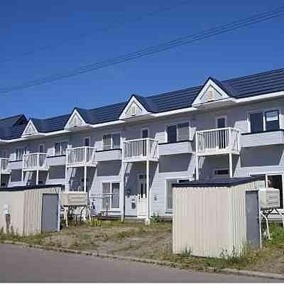 恵庭市黄金中央メゾネットタイプ♪2LDKアパートのご紹介です!!