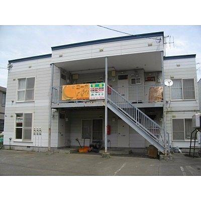 恵庭市柏木町は商業地域のアクセス良好!2DKペット相談可アパート!