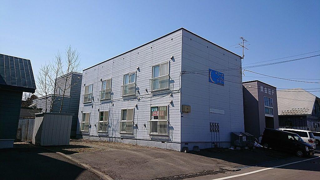 今なら新入学生賃料3ヶ月分無料!恵庭市黄金北のワンルームアパート!