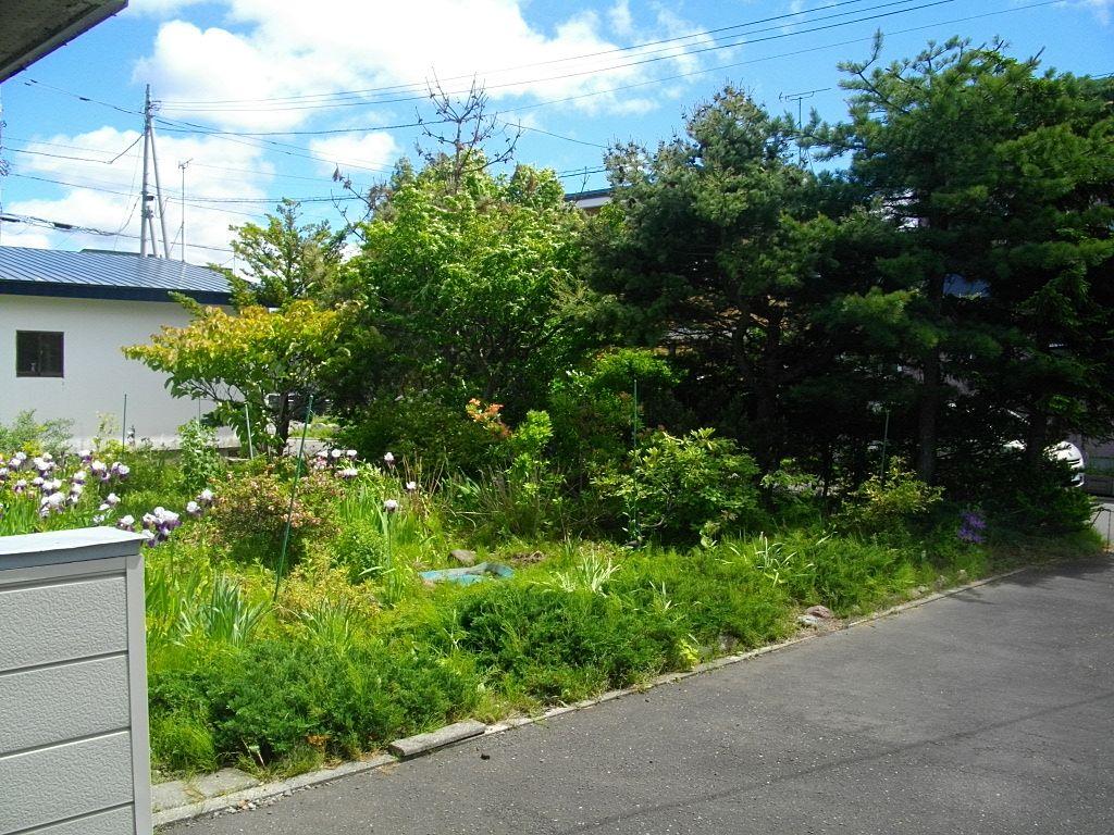 恵庭市島松売り土地のご紹介です。(中古一戸建付き)