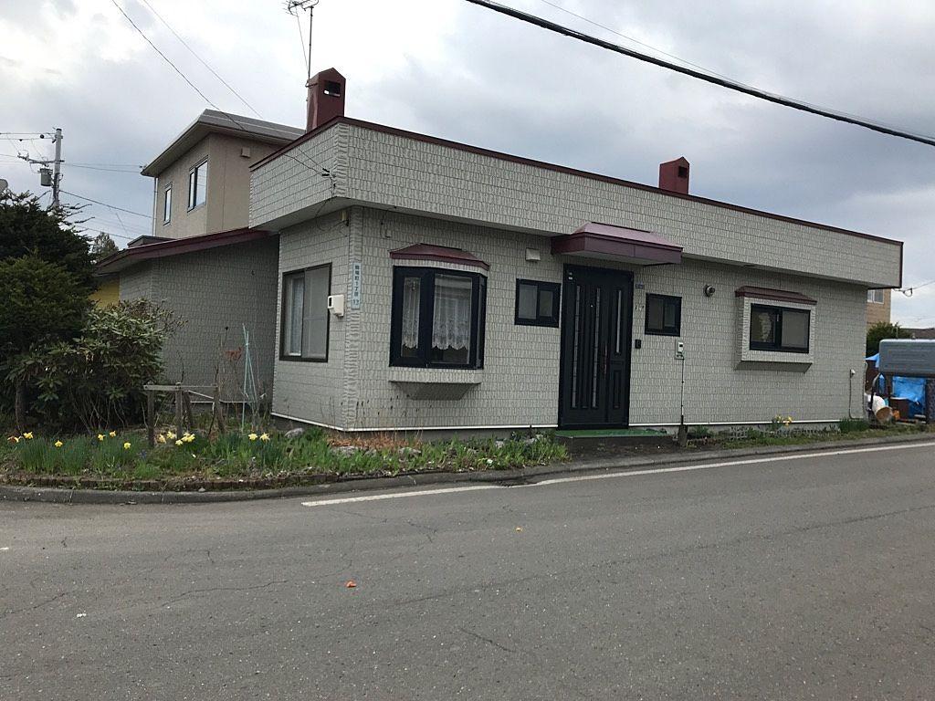 恵庭市駒場町一丁目、立地良好の貸家のご紹介